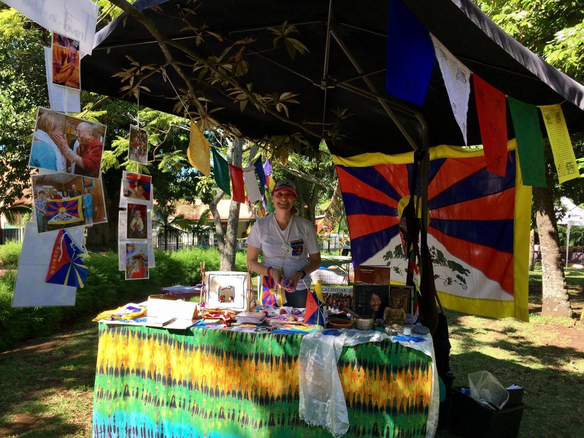 Catherine Panot Ansamb Tibet Festival Papangue
