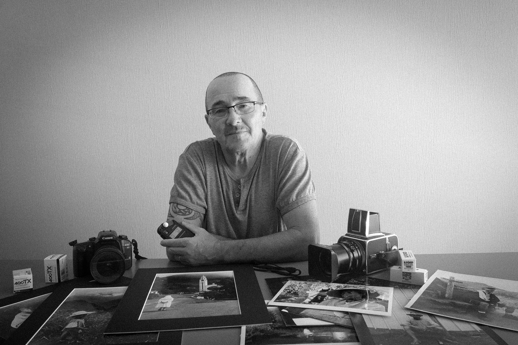 Christian Capron - Photographe