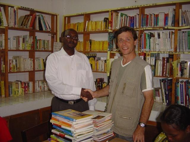 Livres sans frontières - Association