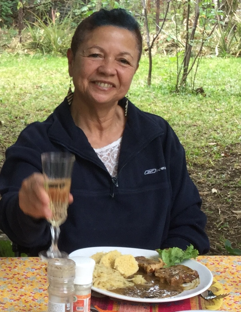 Jacqueline Andoche - Blogueuse Culinaire